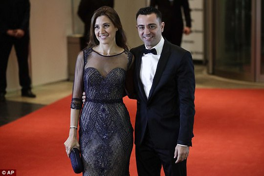 Sao bóng đá tề tựu dự đám cưới Messi - Ảnh 6.