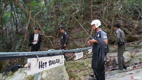 Diễn viên suýt chết vì ngã thác, kẹt trong rừng 3 ngày - Ảnh 5.