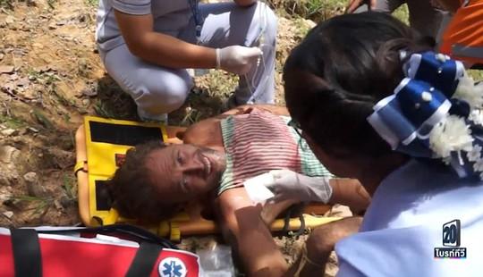 Diễn viên suýt chết vì ngã thác, kẹt trong rừng 3 ngày - Ảnh 3.