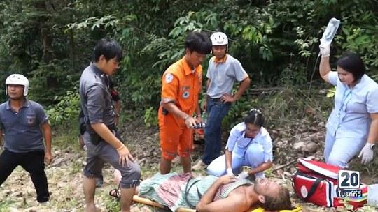 Diễn viên suýt chết vì ngã thác, kẹt trong rừng 3 ngày - Ảnh 2.
