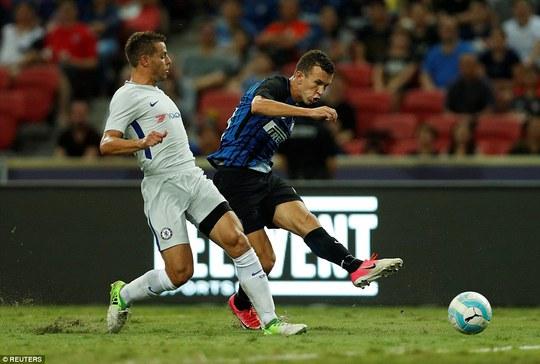 Morata tịt ngòi, Chelsea thua trận thứ 2 tại Singapore - Ảnh 2.