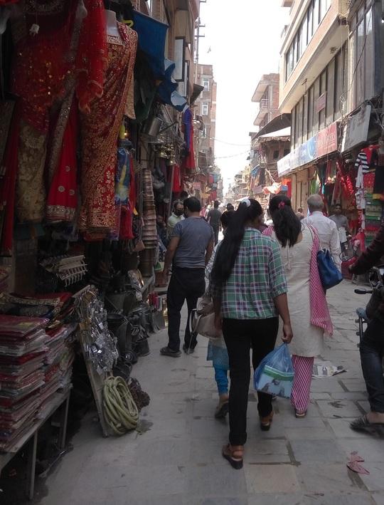 Nepal: Lạc lối ở Thamel - Ảnh 12.