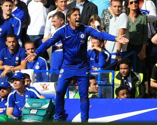 Khả năng Conte bị sa thải tăng đột biến sau trận thua Burnley - Ảnh 1.