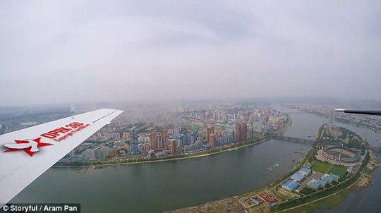 Video hiếm hoi quay Bình Nhưỡng từ trên cao - Ảnh 5.