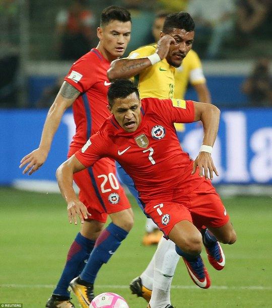 Sanchez và đồng đội đắng lòng nhìn Peru lấy suất play-off World Cup - Ảnh 3.