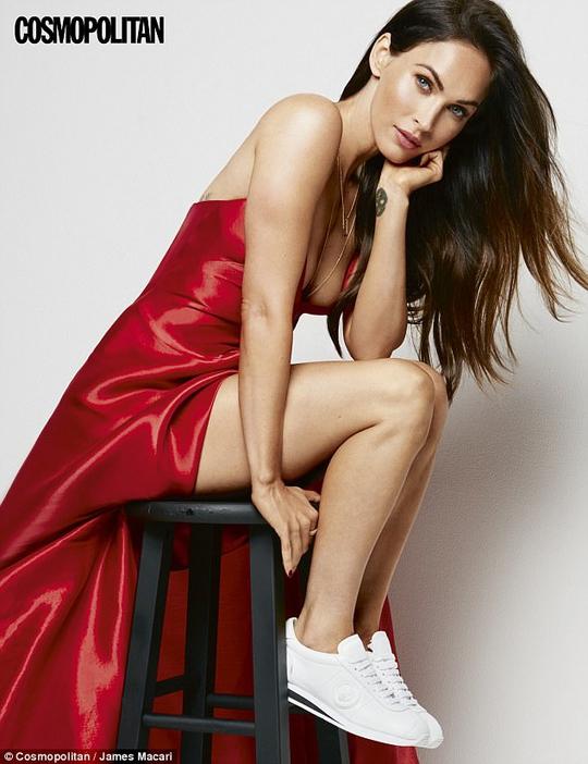 Megan Fox hối tiếc khi bị loại khỏi Transformers - Ảnh 1.