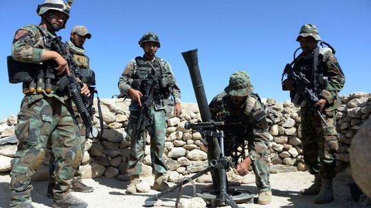 Thủ lĩnh IS tại Afghanistan bị tiêu diệt - Ảnh 1.