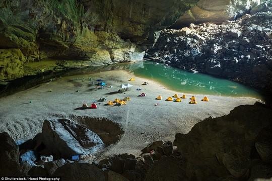 Những điểm cắm trại độc đáo nhất thế giới, trong đó có Sơn Đoòng - Ảnh 5.