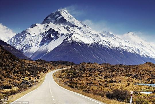Du ngoạn dọc theo những quãng đường đẹp nhất thế giới - Ảnh 5.
