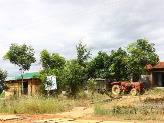 Chiếm đất rừng, xây nhà trái phép - Ảnh 1.