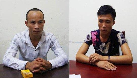 Hai nghi can thanh toán đối thủ tại Đắk Nông ra đầu thú - Ảnh 1.