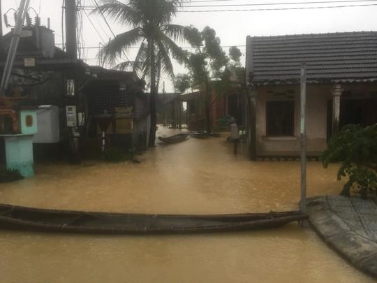 Thừa Thiên – Huế: Nguy cơ nước sông lên báo động 3 trở lại - Ảnh 1.