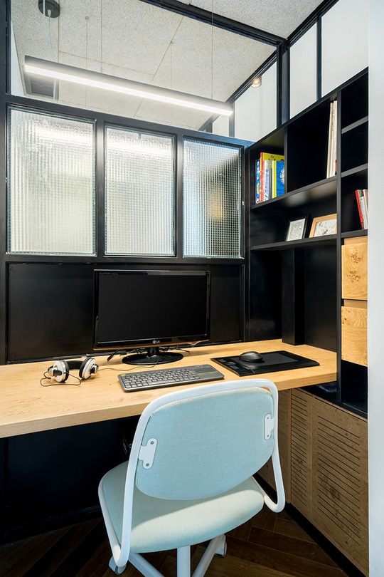 Căn hộ 53 m2 kiêm văn phòng làm việc tại gia