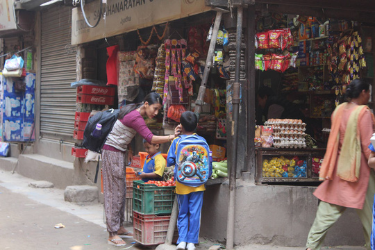 Nepal: Lạc lối ở Thamel - Ảnh 11.