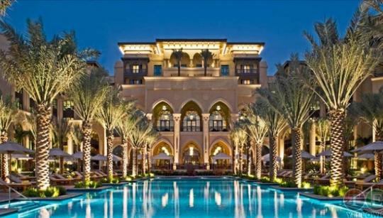 Thế giới phải ngả mũ trước thú ăn chơi của giới siêu giàu ở Ả Rập - Ảnh 6.