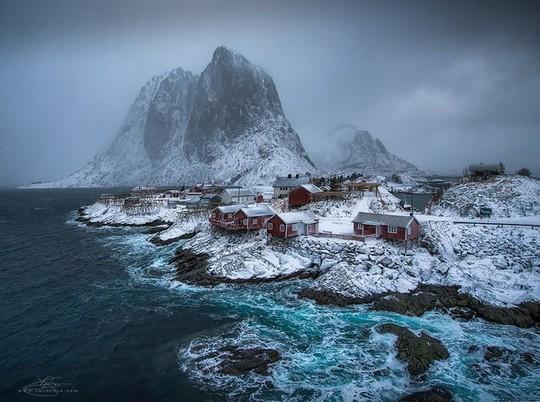 Những ngôi làng đẹp như trong chuyện cổ tích - Ảnh 6.