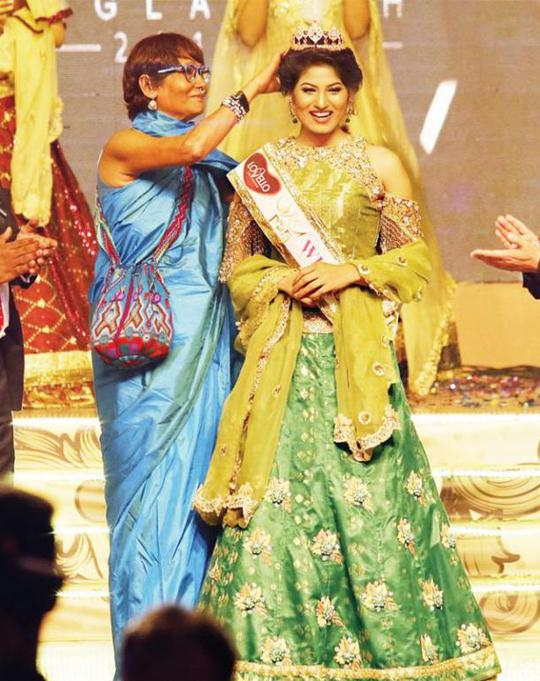 Tân Hoa hậu Thế giới Bangladesh bị truất vương miện - Ảnh 1.