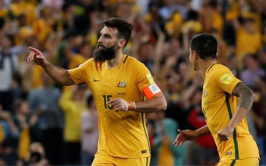 Úc giúp châu Á có 5 đội dự VCK World Cup 2018 - ảnh 2