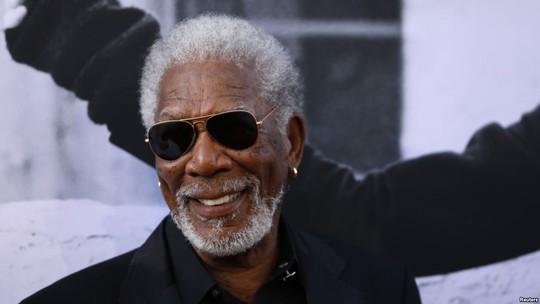 Morgan Freeman được vinh danh giải thưởng lớn - Ảnh 1.