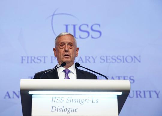 Mỹ gửi thông điệp cứng rắn về biển Đông đến Trung Quốc
