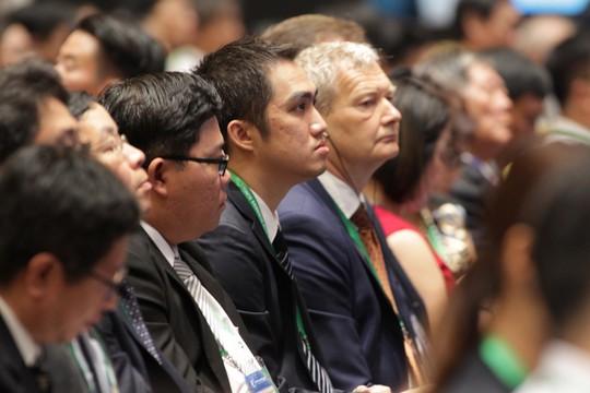 APEC 2017: Thủ tướng trao đổi với lãnh đạo doanh nghiệp - Ảnh 5.