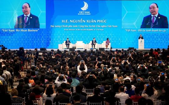 APEC 2017: Thủ tướng trao đổi với lãnh đạo doanh nghiệp - Ảnh 3.