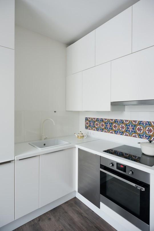 Căn hộ 35 m2 siêu đẹp với hộp ngủ tiết kiệm diện tích - Ảnh 7.