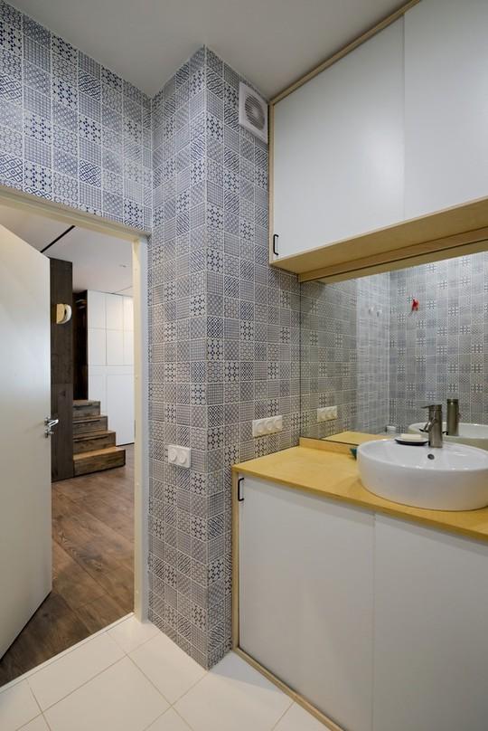 Căn hộ 35 m2 siêu đẹp với hộp ngủ tiết kiệm diện tích - Ảnh 8.