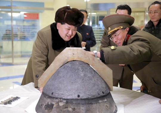 Bí ẩn hạt nhân, tên lửa Triều Tiên - Ảnh 1.
