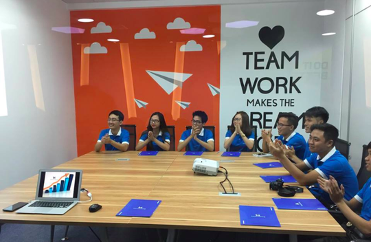 Startup Việt chật vật tìm người - Ảnh 1.