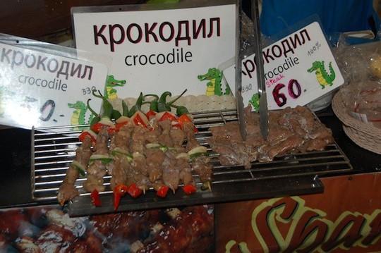 """Vì sao thịt cá sấu """"cháy hàng"""" ở Thái Lan? - Ảnh 9."""