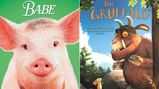 50 phim trẻ em phải xem trước 11 tuổi - Ảnh 3.