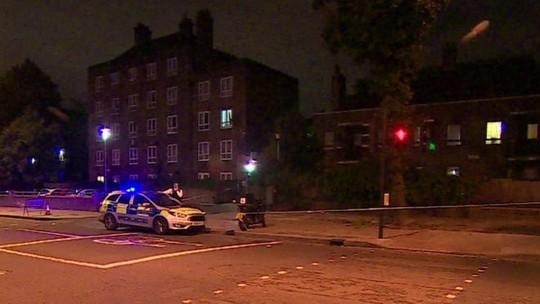 Tấn công axit liên hoàn gây sốc London