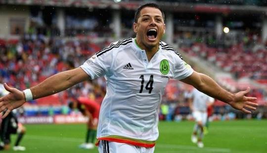 Chicharito sẽ đối đầu M.U ở trận mở màn Premier League - Ảnh 1.