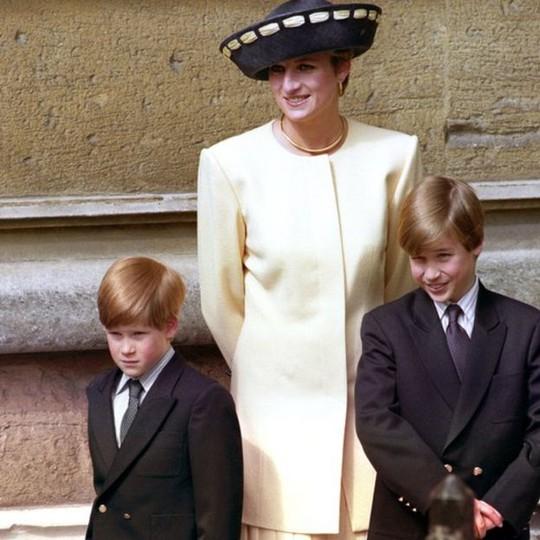 Cuộc nói chuyện cuối cùng của 2 hoàng tử Anh và mẹ - Ảnh 4.