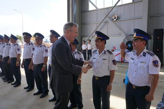 Mỹ bàn giao 6 xuồng tuần tra cao tốc cho Cảnh sát Biển Việt Nam - Ảnh 3.