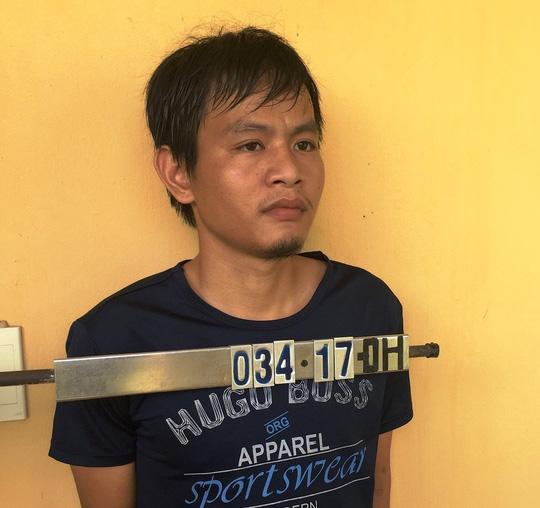 Bắt siêu trộm chuyên cắt dây cáp điện ở Quảng Bình - Ảnh 1.