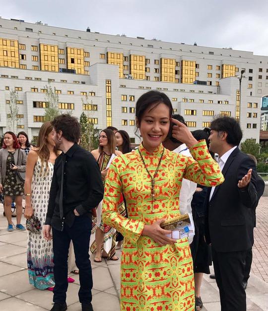 Phim của Hồng Ánh lại đoạt giải quốc tế - Ảnh 2.