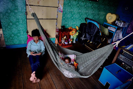 Cuộc sống cơ cực của Việt kiều tại Biển Hồ - Ảnh 2.