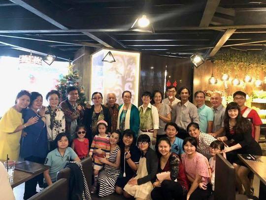 Sau bạo bệnh, NS Xuân Yến họp mặt gia tộc - Ảnh 5.