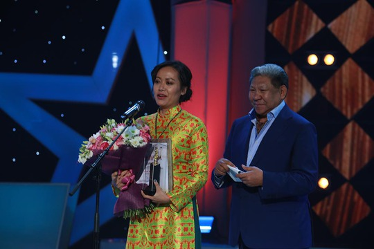 Phim của Hồng Ánh lại đoạt giải quốc tế - Ảnh 6.
