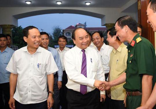 Thủ tướng: Thanh Hóa là một Việt Nam thu nhỏ - Ảnh 2.