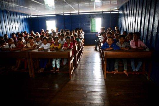 Cuộc sống cơ cực của Việt kiều tại Biển Hồ - ảnh 5
