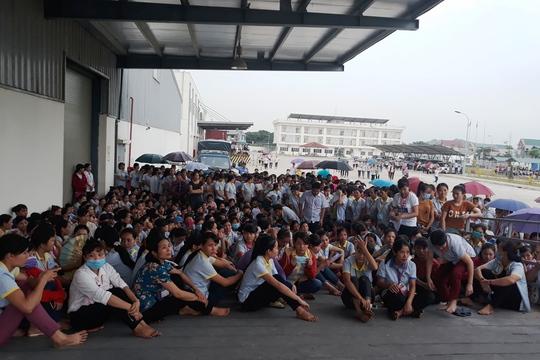 Thanh Hóa: Gần 6.000 công nhân đã trở lại làm việc - Ảnh 1.