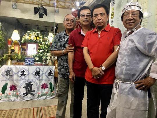 Thọ tang mẹ, nghệ sĩ Kiều Tiên bật mí chuyện gia đình - Ảnh 3.