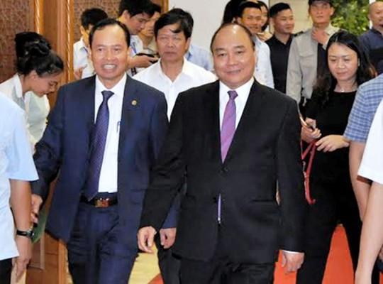 Thủ tướng: Thanh Hóa là một Việt Nam thu nhỏ - Ảnh 1.