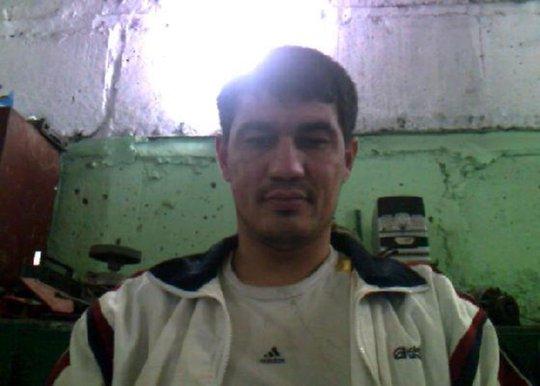 Rakhmat Akilov, nghi phạm chính trong vụ tấn công bằng xe tải ở Thụy Điển Ảnh: FACEBOOK