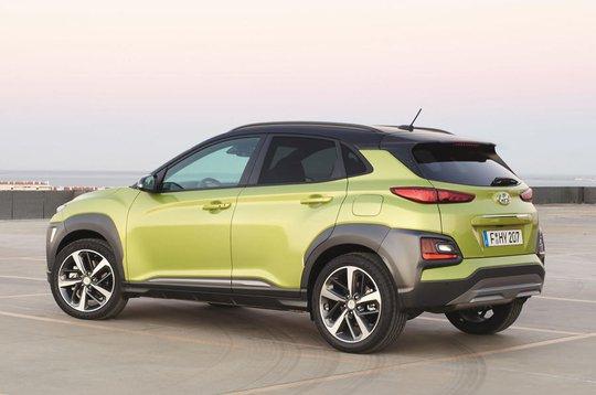 SUV cỡ nhỏ Hyundai Kona chính thức ra mắt - Ảnh 6.