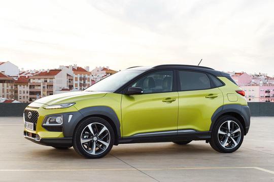 SUV cỡ nhỏ Hyundai Kona chính thức ra mắt - Ảnh 2.