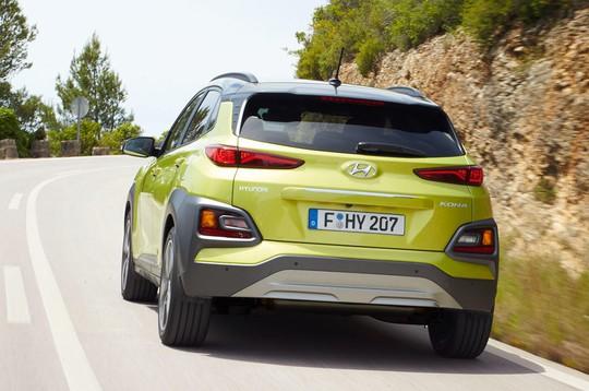 SUV cỡ nhỏ Hyundai Kona chính thức ra mắt - Ảnh 8.